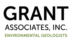 Logo for Grant Associates, Inc. Environmental Geologists